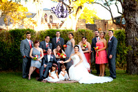 Jaclynn and Adam Wedding